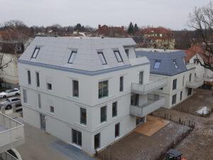 Prinzenviertel Dachplatten